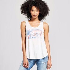 Tops - 🍌Golden Girls Tank Keep America Golden in Women's